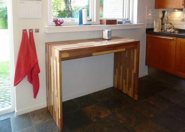 Pim verhoeven meubelmaker - Keuken met kookeiland table ...
